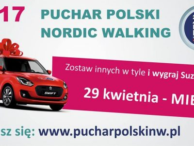 Mielno stolicą Nordic Walking!