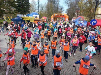 Inauguracja Pucharu Polski Nordic Walking – podsumowanie!