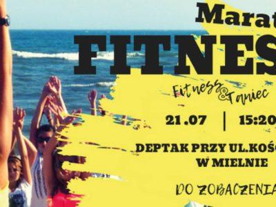 Wakacyjny Maraton Fitness&Taniec