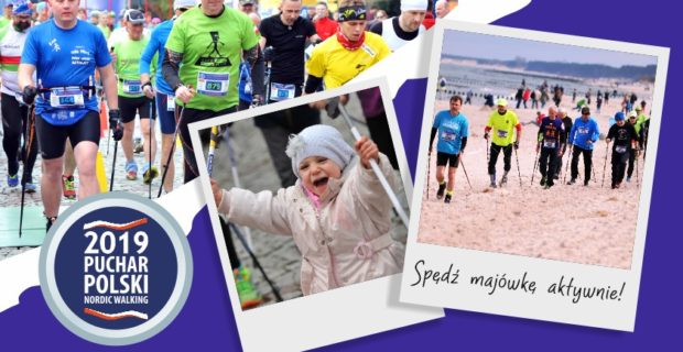 Już po raz trzeci Inauguracja Pucharu Nordic Walking w Mielnie