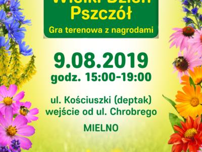 Ogólnopolski Wielki Dzień Pszczół w Mielnie
