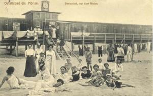 Mielno w starych fotografiach